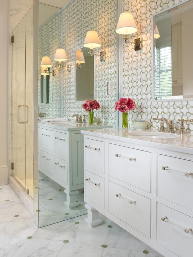 Top 19 bathroom mirror ideas and designs mostbeautifulthings Pretty bathroom ideas