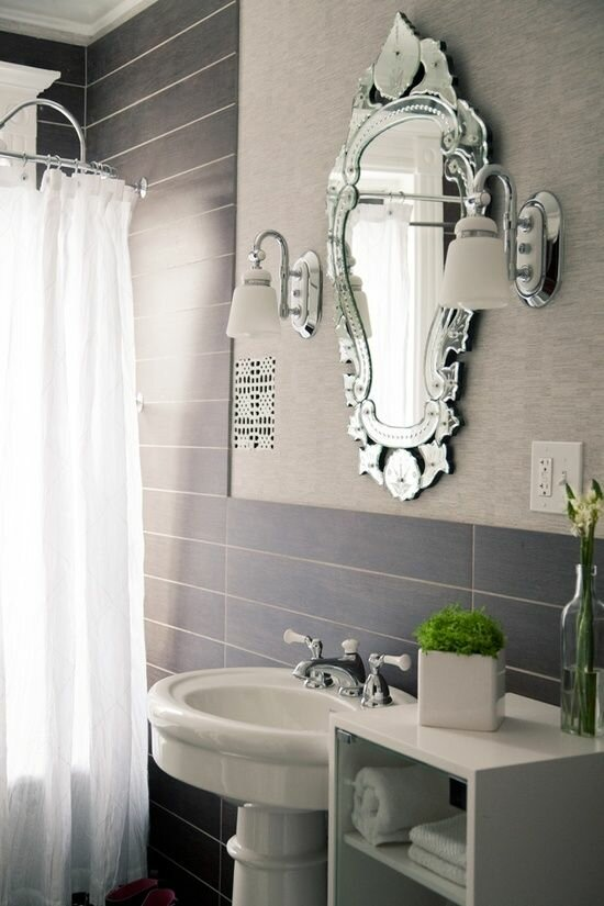 bathroom mirror ideas 14