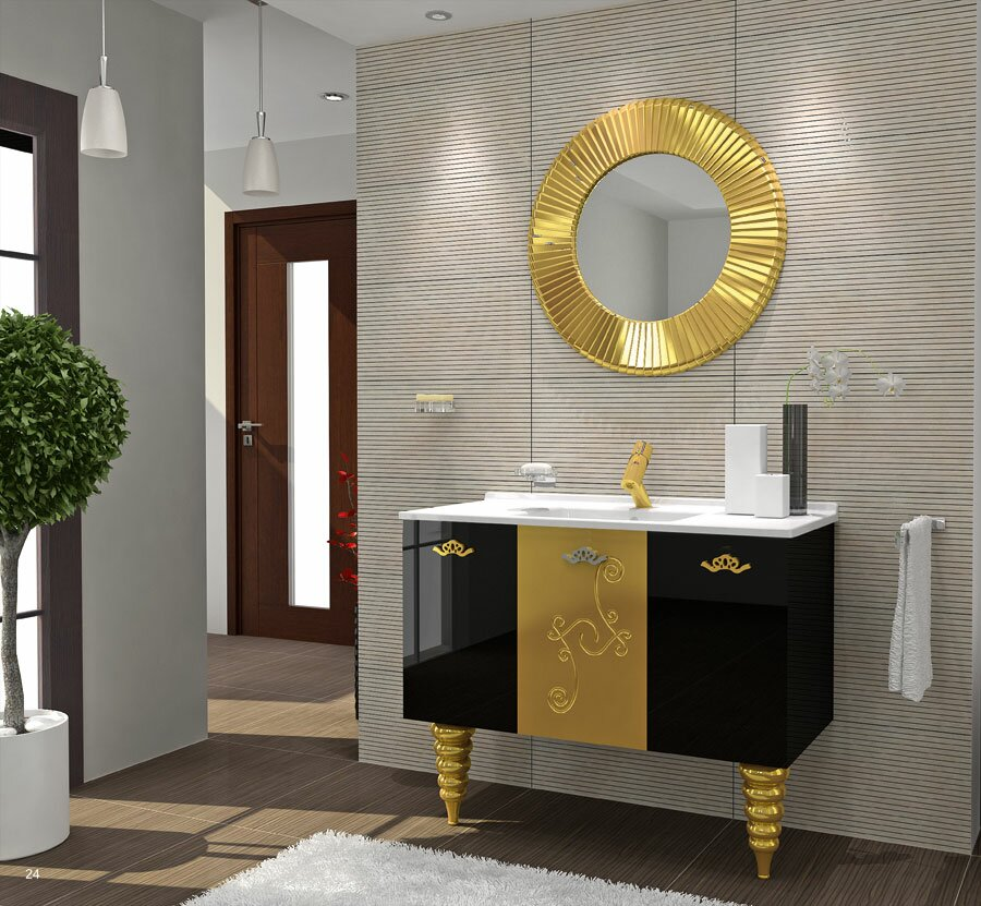 bathroom mirror ideas 16