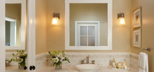 bathroom mirror ideas 21