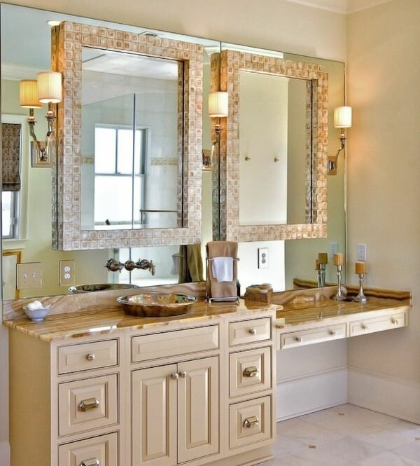 mirror for bathroom. bathroom mirror ideas 3 Top 19 Bathroom Mirror Ideas And Designs  MostBeautifulThings