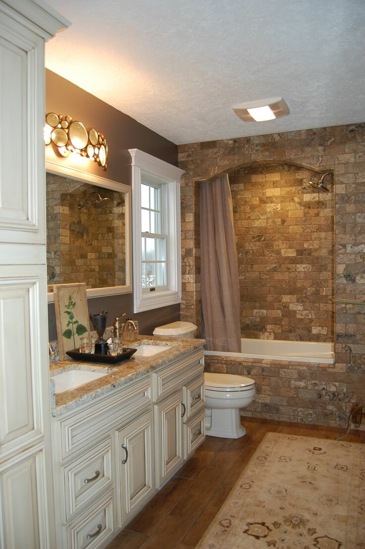 Bathroom remodel ideas in 23 best examples for Redesign bathroom ideas