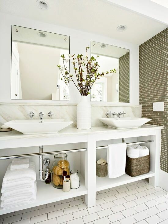 The 22 Best Bathroom Sink Cabinet Designs