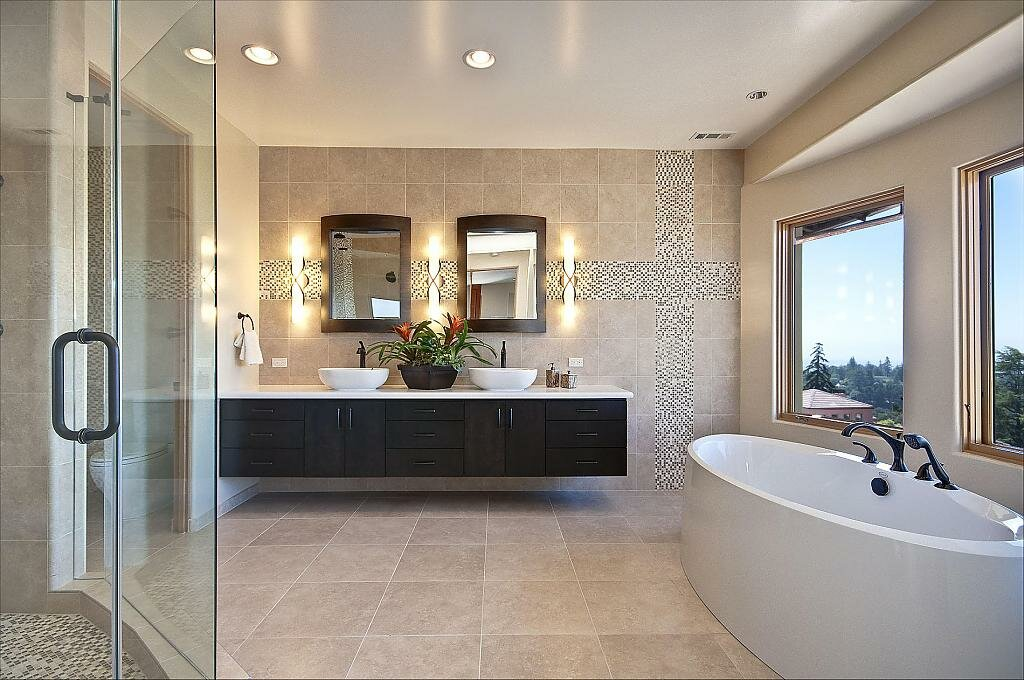 The 22 Best Bathroom Sink Cabinet Designs | MostBeautifulThings