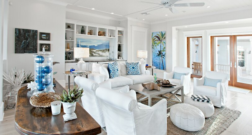 On Beach Home Decor We Share With You Beach House Decor Beach Themed