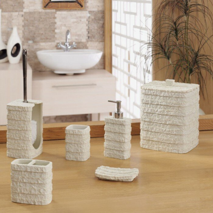 25 examples of beautiful bathroom accessories for Beautiful bathroom decor