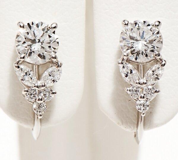 Beautiful Diamond Earrings 3