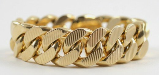 beautiful gold bracelet 6