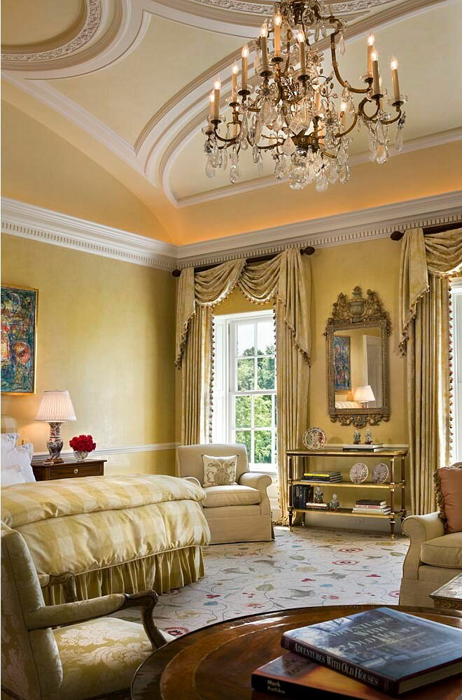 18 bedroom ceiling lights that you will like mostbeautifulthings Master bedroom with yellow walls