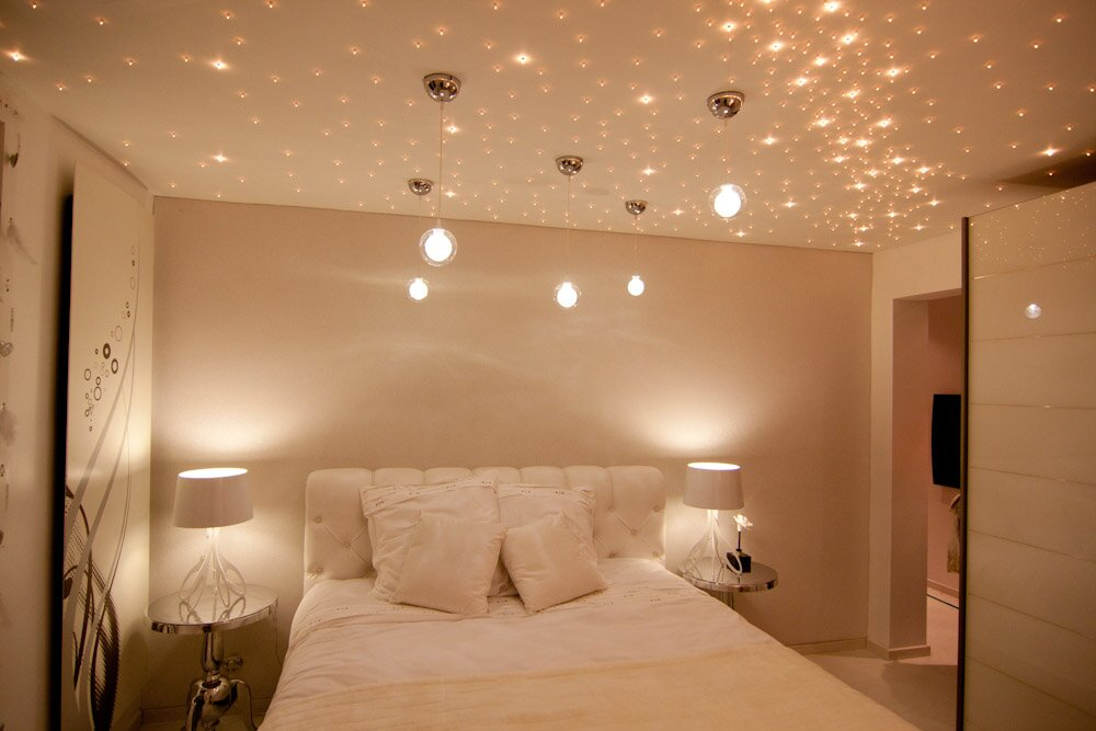 18 bedroom ceiling lights that you will like mostbeautifulthings. Black Bedroom Furniture Sets. Home Design Ideas