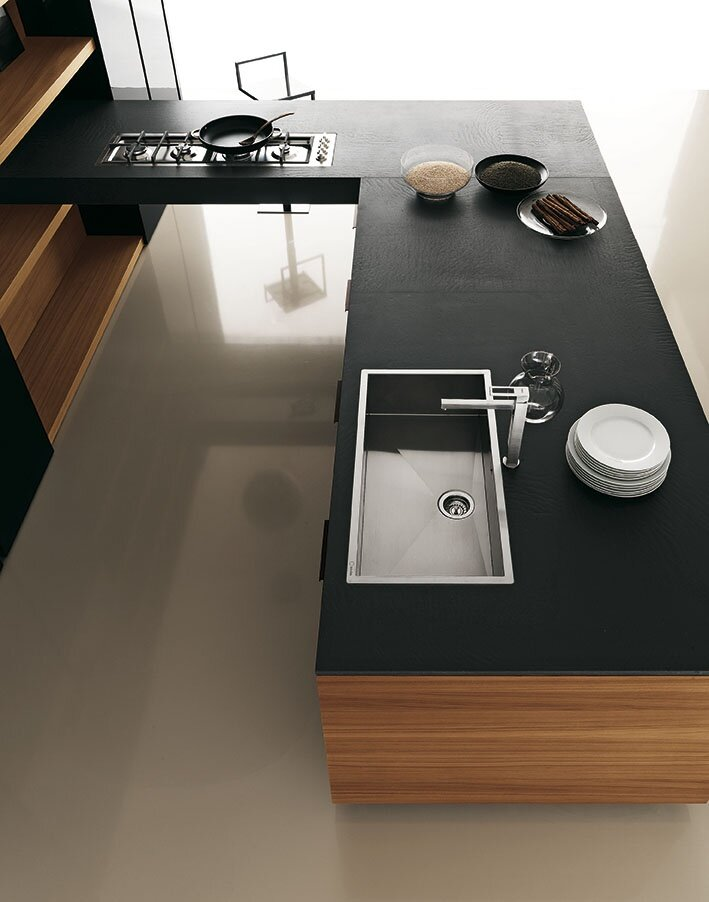 Black Sinks In Kitchens : ... kitchen decor. If you are curious about kitchen decor, surely follow