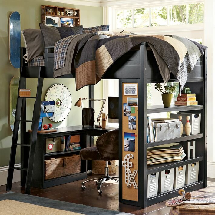 19 Inspiring Boys Bedroom Ideas And Decors MostBeautifulThings