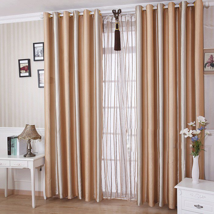 Grey Room Darkening Curtains Curtains for Small Rooms