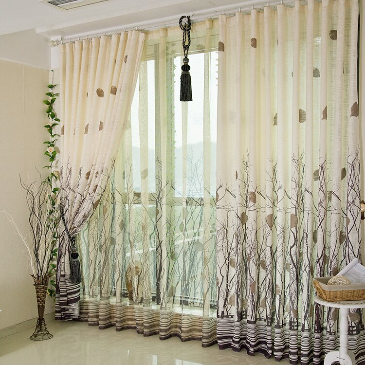curtains for living room 17