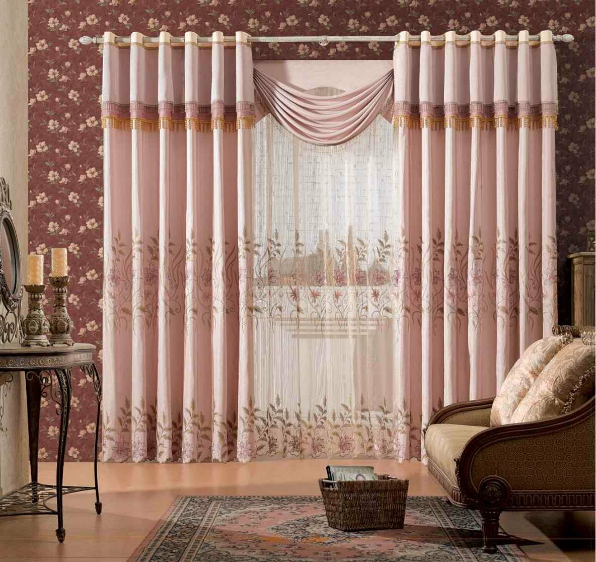 curtains for living room 9