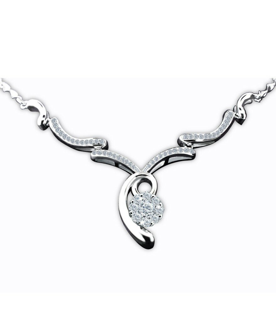 diamond necklaces for women 12