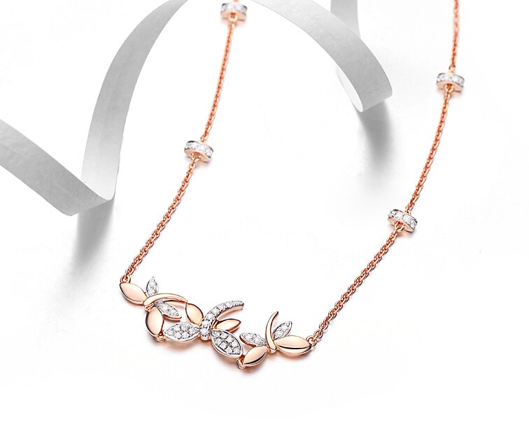 diamond necklaces for women 17