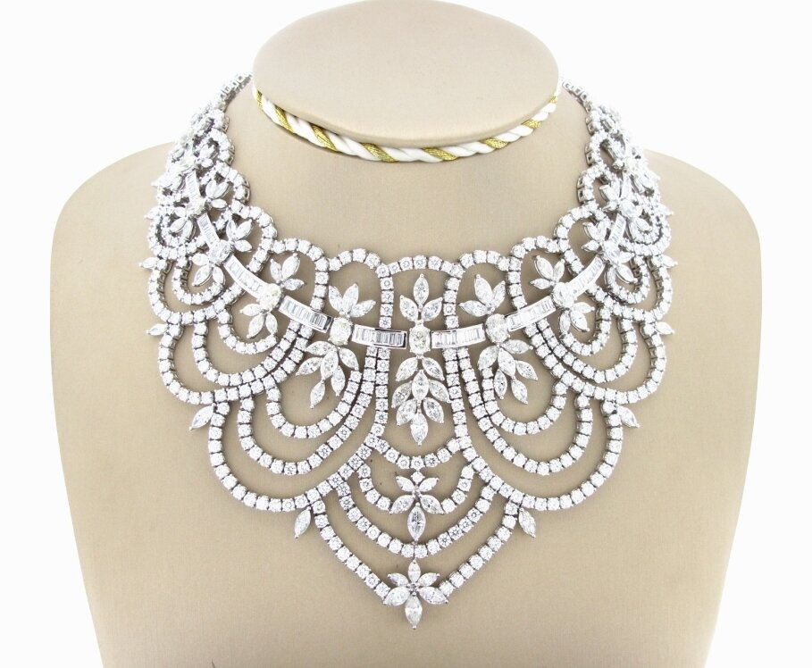 diamond necklaces for women 21