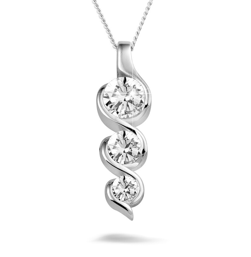 diamond necklaces for women 6