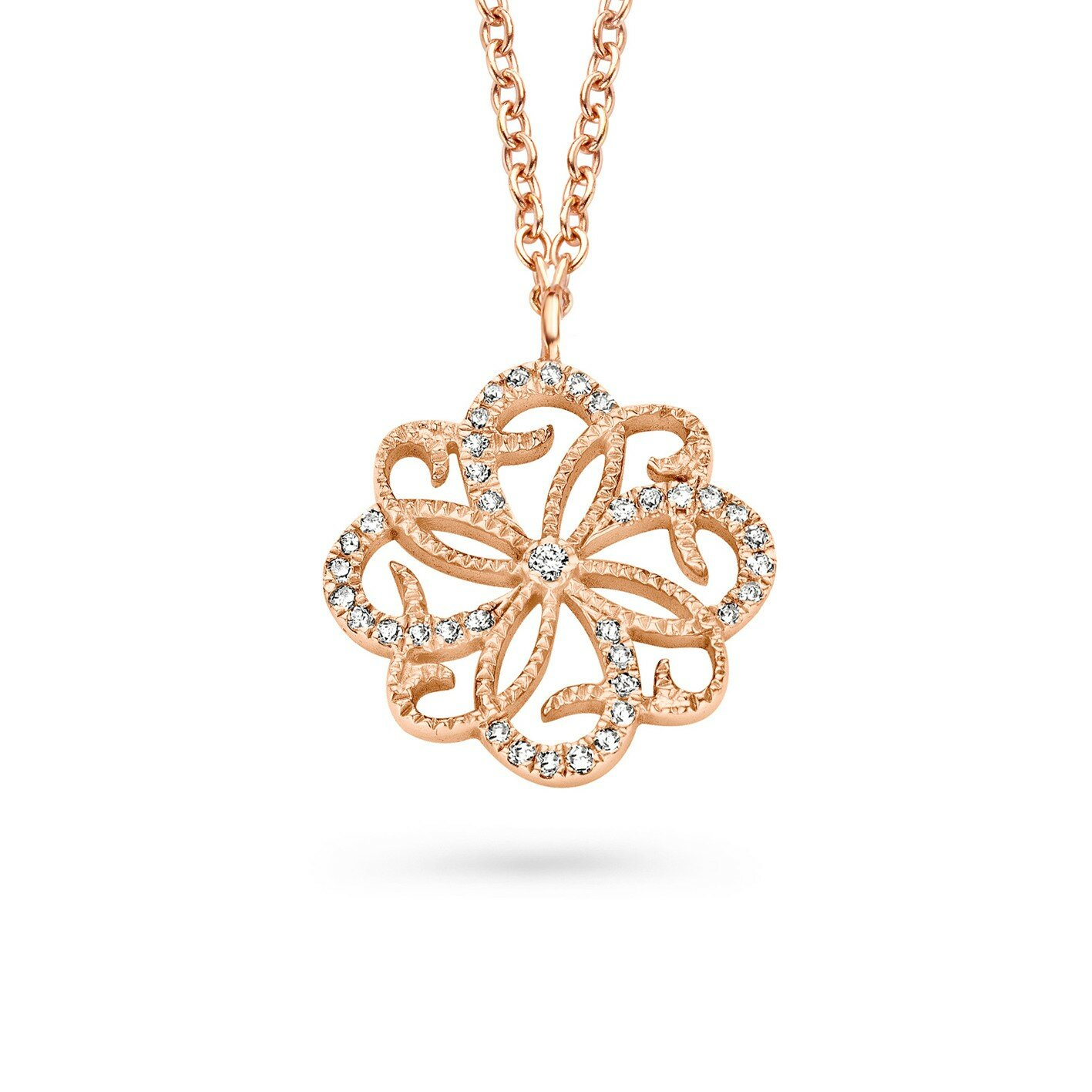 22 Diamond Necklace Designs In Women Dream | MostBeautifulThings