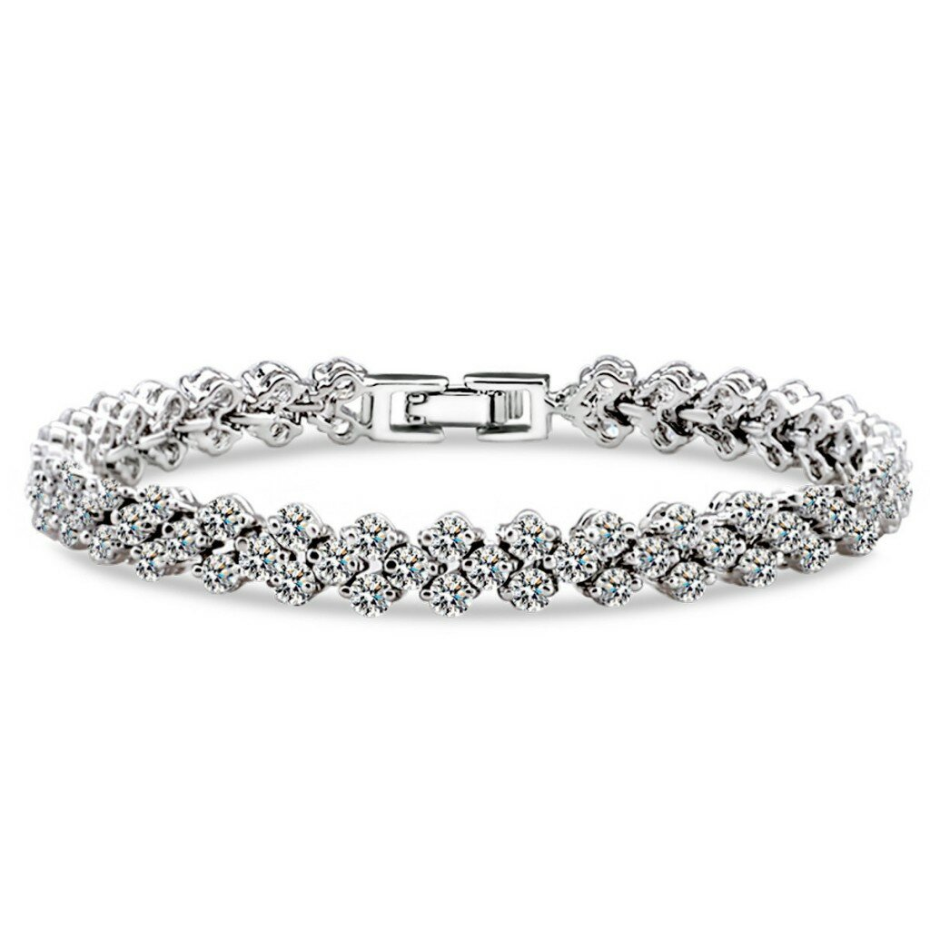 diamond tennis bracelet 1