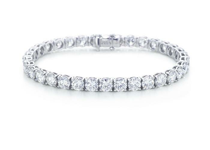 diamond tennis bracelet 10