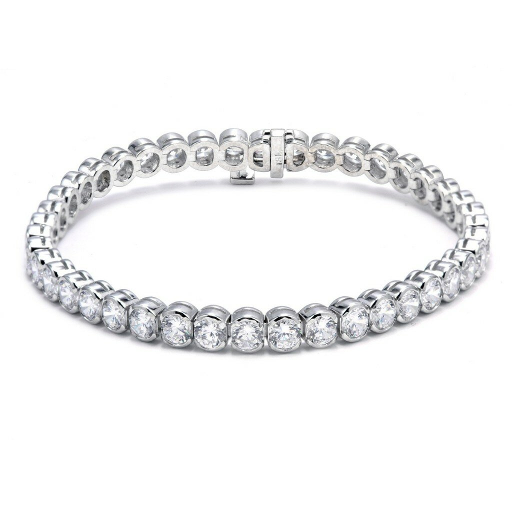 diamond tennis bracelet 11