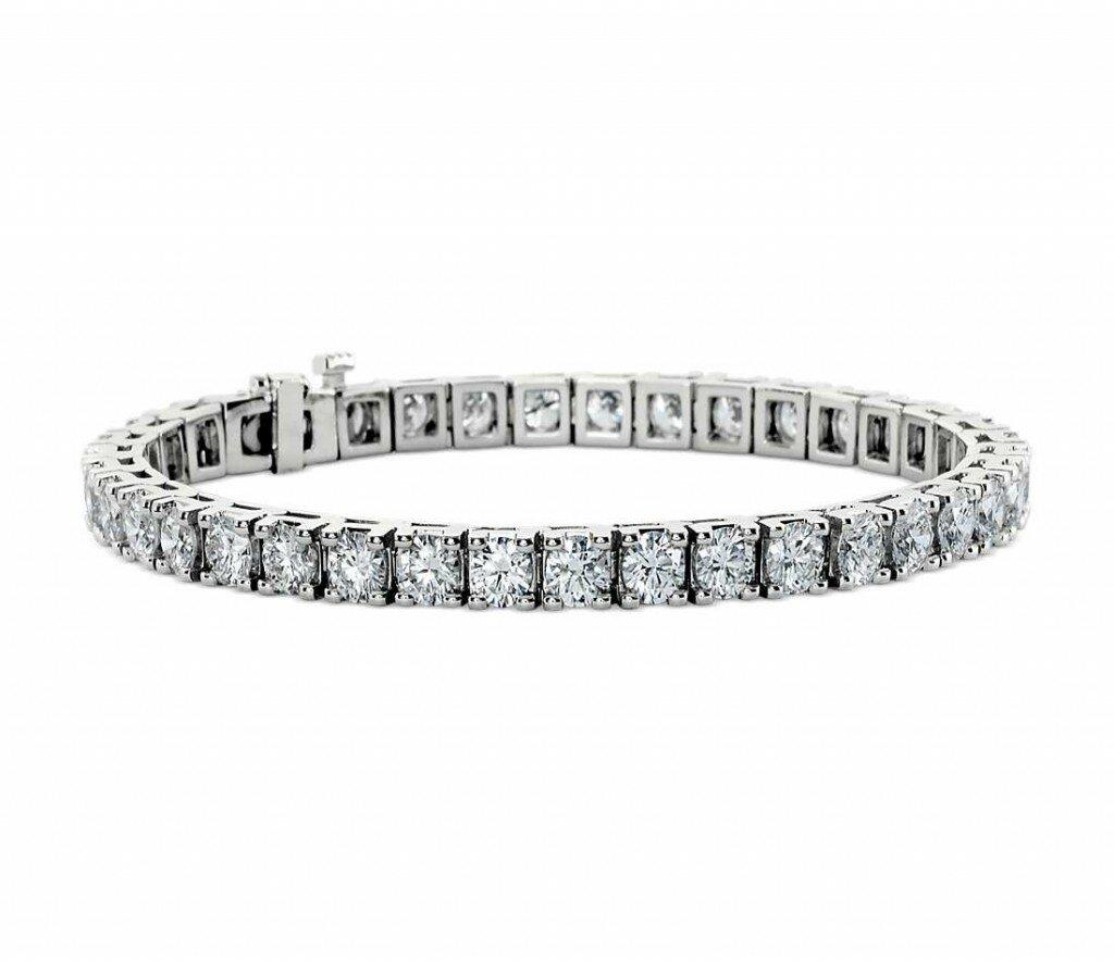 The 19 Best Designs Of Diamond Tennis Bracelet