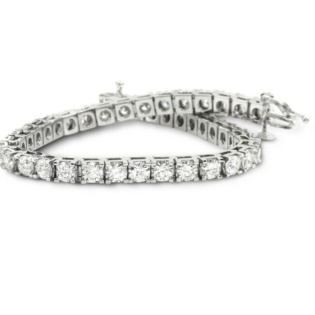 diamond tennis bracelet 14