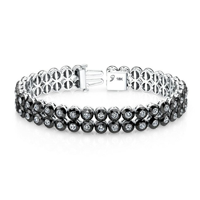 diamond tennis bracelet 16