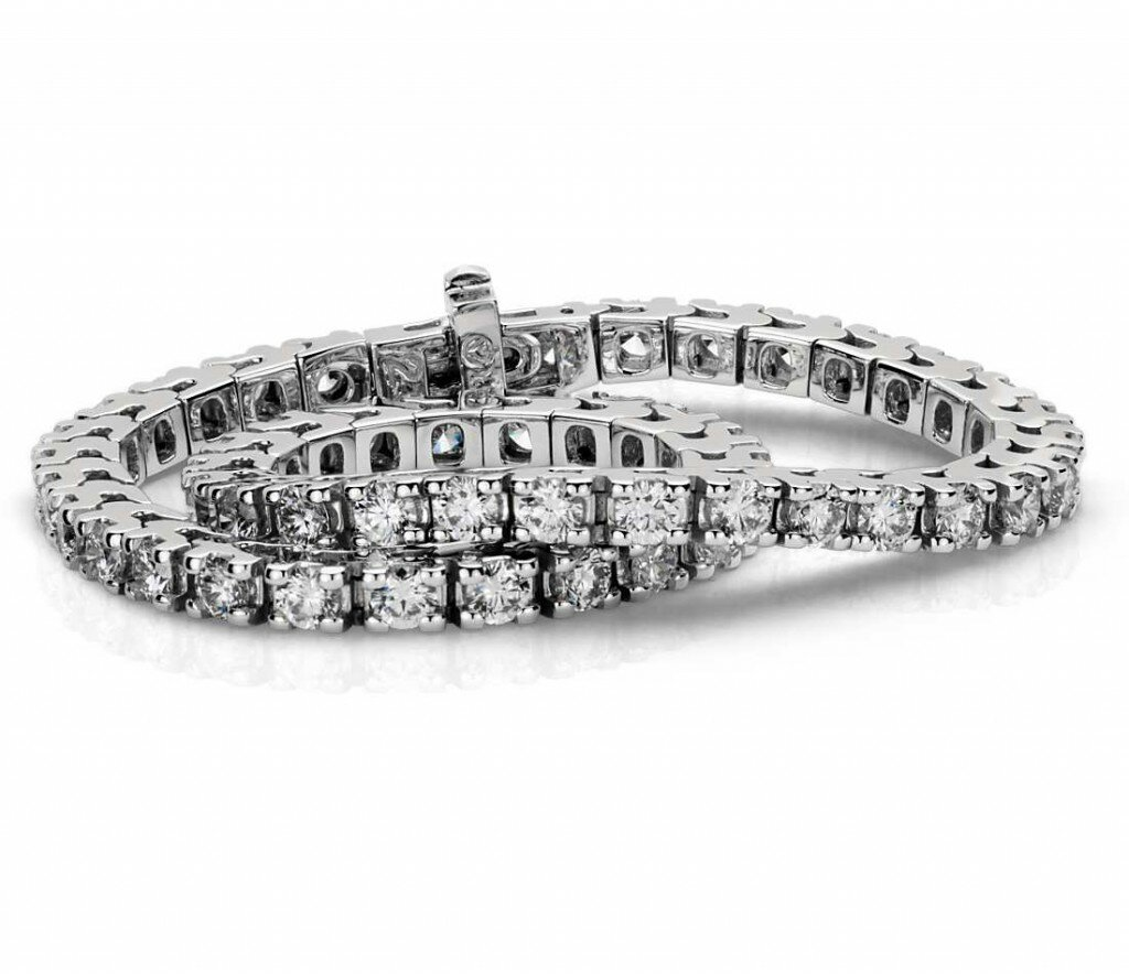 diamond tennis bracelet 4