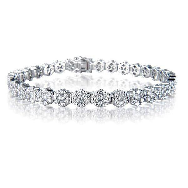 diamond tennis bracelet 5