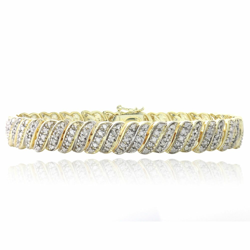 diamond tennis bracelet 6
