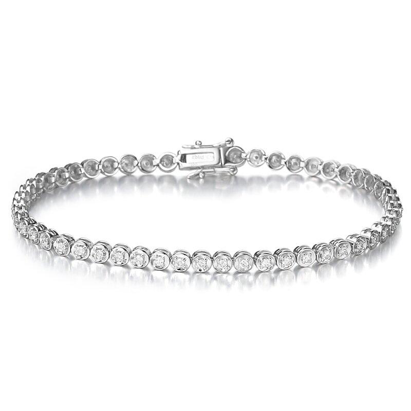 Diamond Tennis Bracelets, Earrings, Necklaces ... - Anjolee