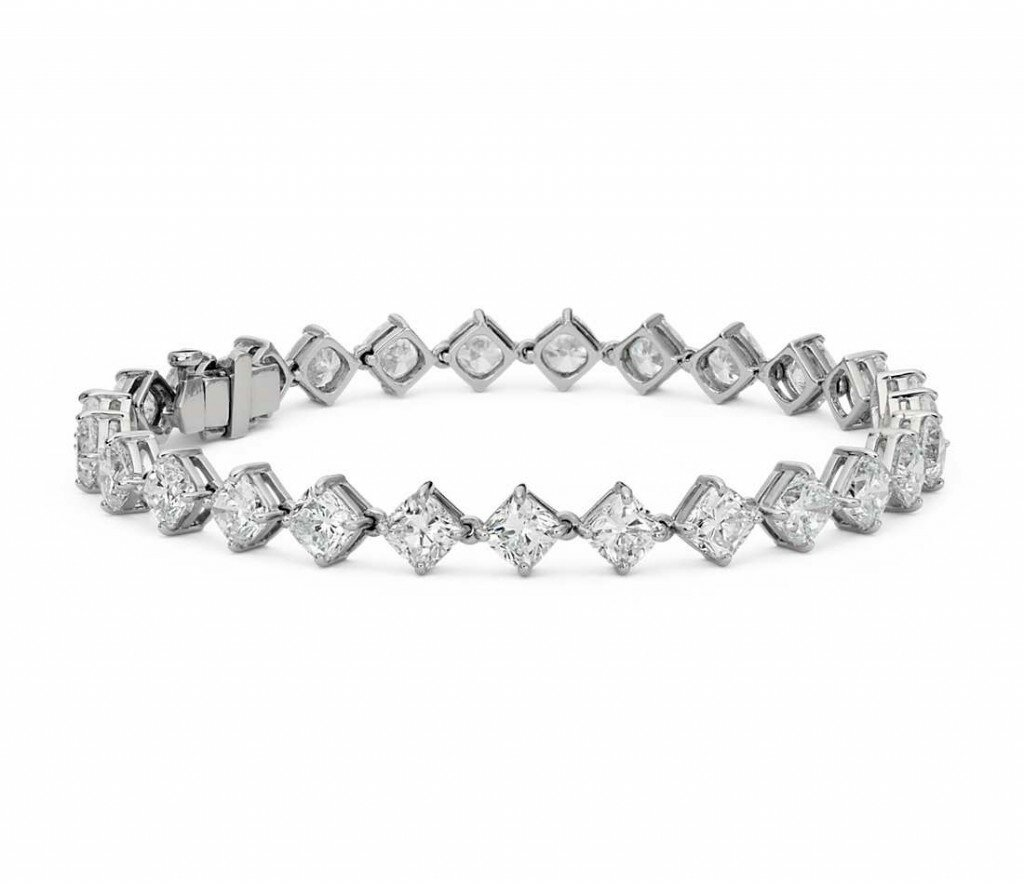diamond tennis bracelet 8