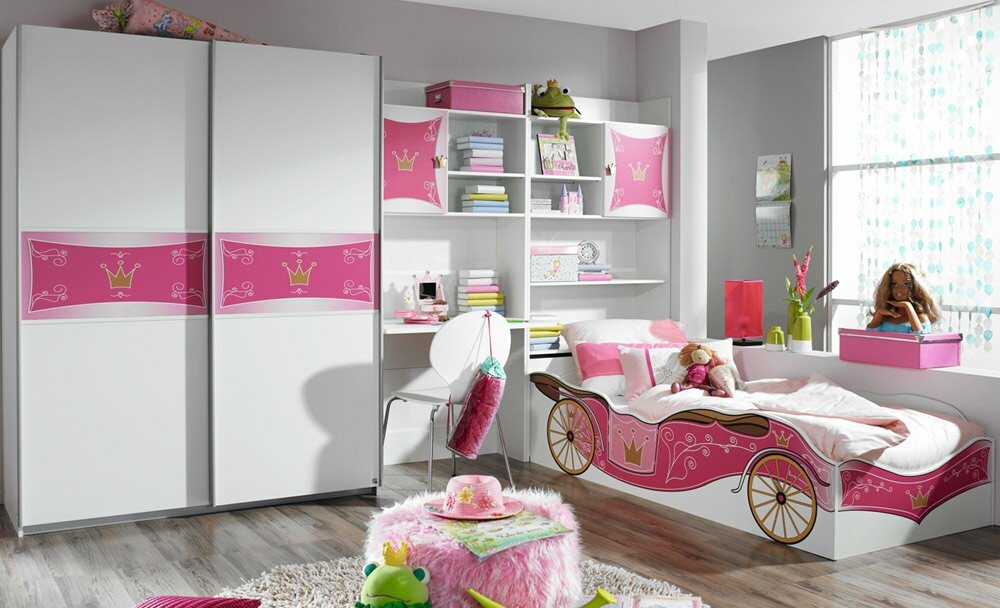 girls bedroom decor 2