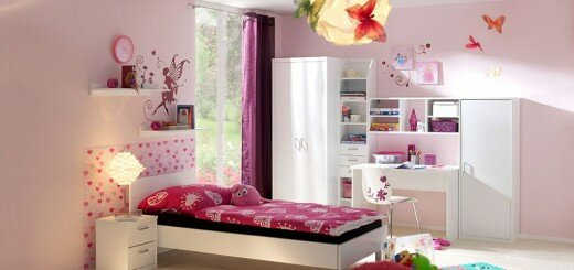 girls bedroom decor 3