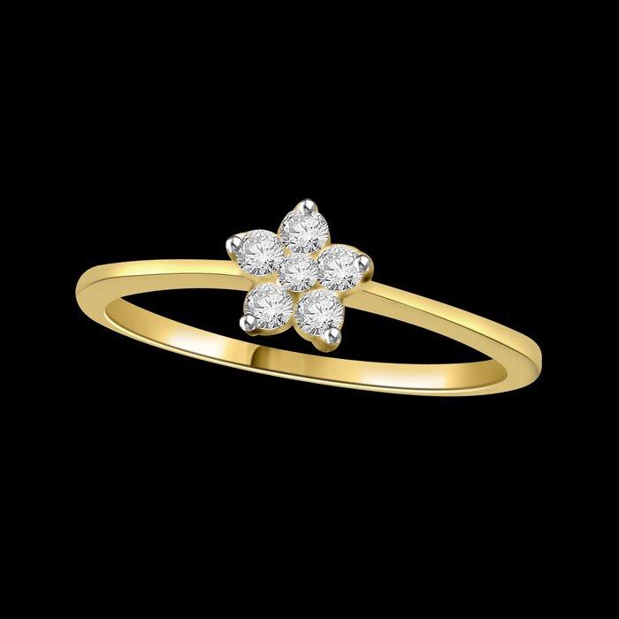 15 Loved Gold Ring Designs For Women