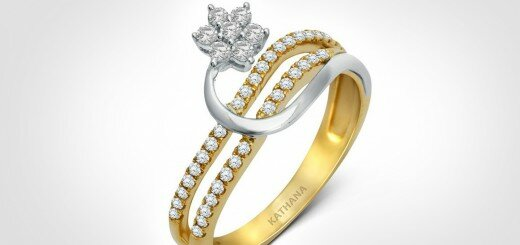 gold rings for women 16