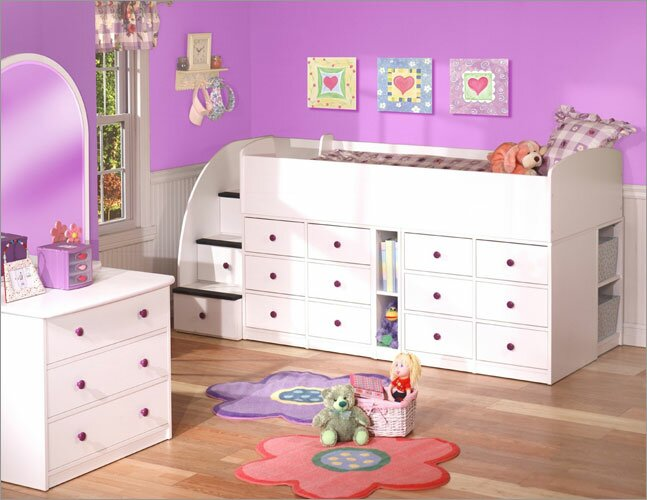 22 Inspiring Kids Bedroom Furniture Designs