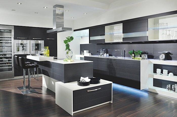 Beckermann kitchen cabinets with modern european style