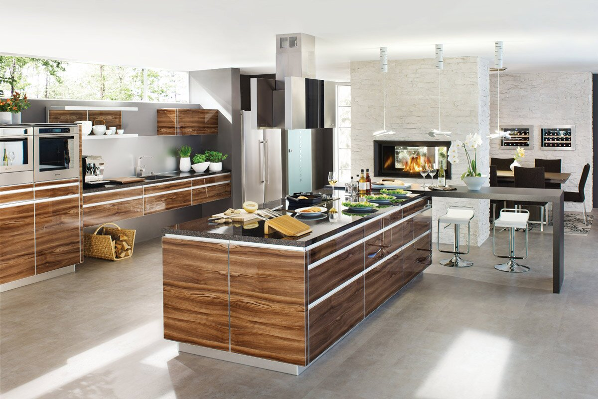 Plain Kitchen Design Ideas For Image Of Modern Kitchens With
