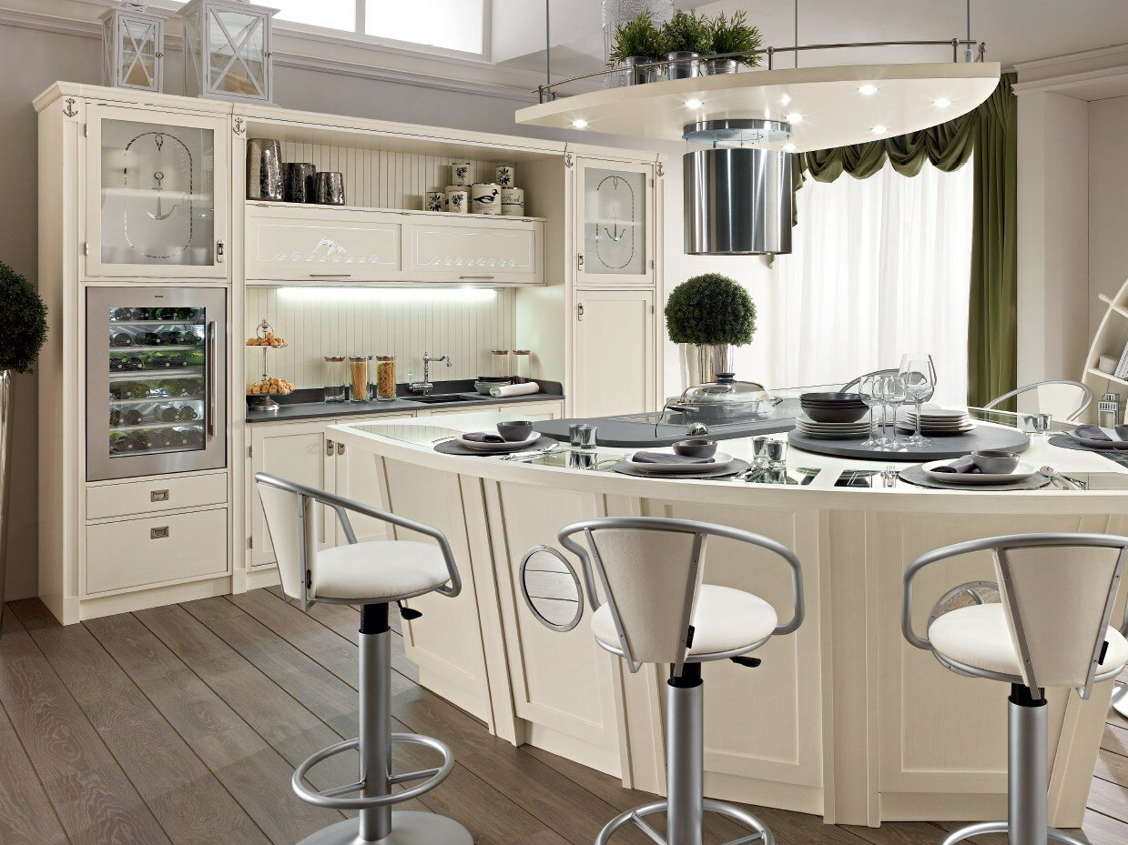 The 30 best kitchen island designs mostbeautifulthings for Best place to buy kitchen island