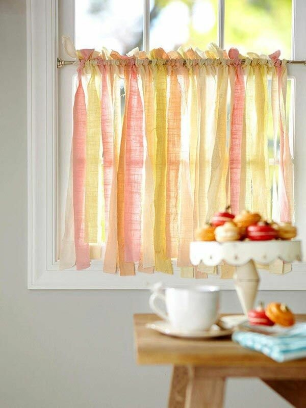 Kitchen Window Curtains 3
