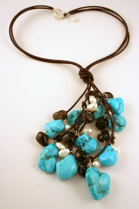 leather jewelry designs 13