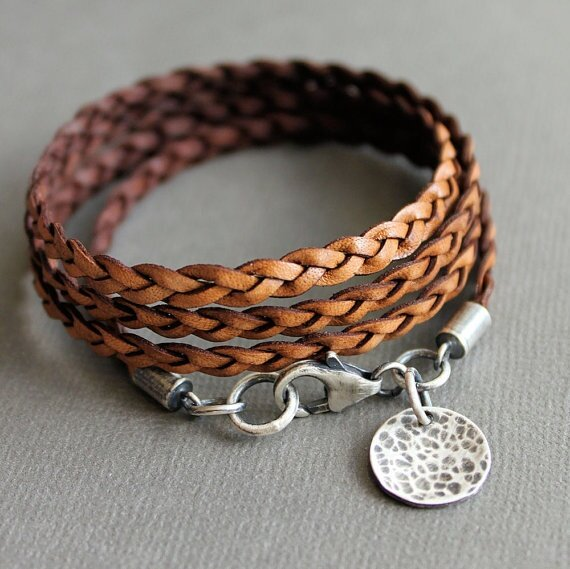 leather jewelry designs 14