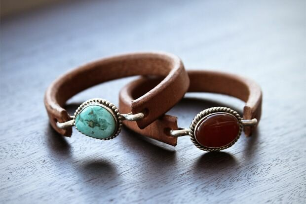 leather jewelry designs 16
