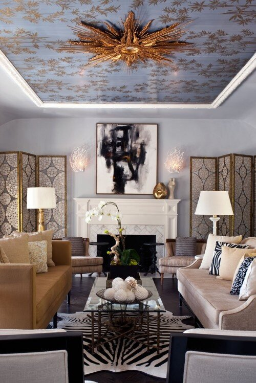 Netceiling Living Room Lights : Top 18 Living Room Ceiling Light Designs  MostBeautifulThings