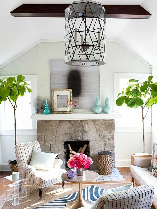 Top 18 living room ceiling light designs mostbeautifulthings for Things in a living room