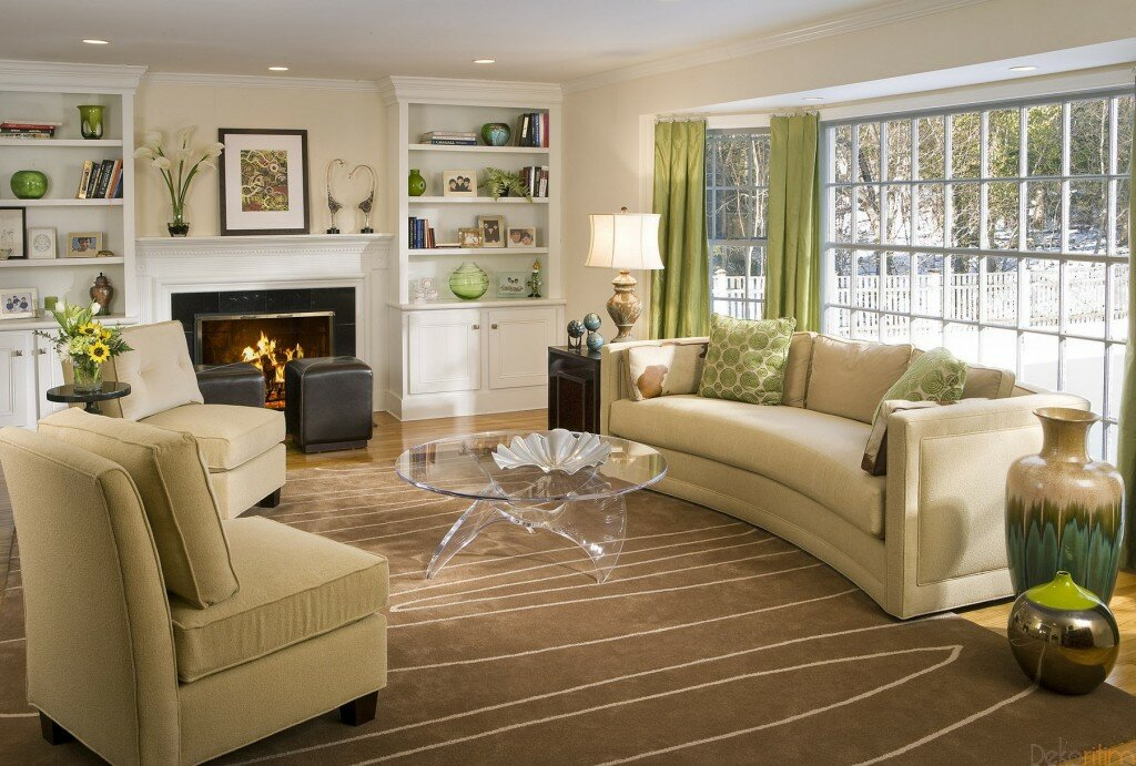 29 Living Room Design Ideas With Photos | Mostbeautifulthings